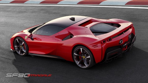 New 2020 Ferrari SF90 Stradale for sale Call for price at Maserati of Greenwich in Greenwich CT 06830 4