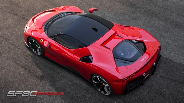 New 2020 Ferrari SF90 Stradale for sale Call for price at Maserati of Greenwich in Greenwich CT 06830 6