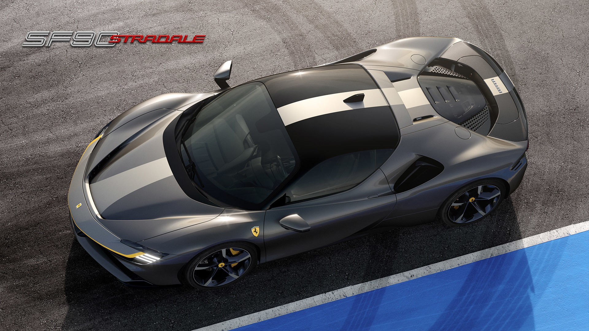 New 2020 Ferrari SF90 Stradale for sale Call for price at Maserati of Greenwich in Greenwich CT 06830 1