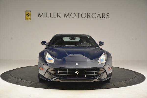 Used 2016 Ferrari F12 Berlinetta for sale Sold at Maserati of Greenwich in Greenwich CT 06830 7