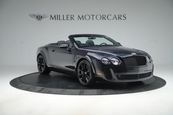 Used 2012 Bentley Continental GT Supersports for sale Sold at Maserati of Greenwich in Greenwich CT 06830 11