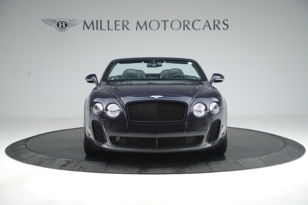 Used 2012 Bentley Continental GT Supersports for sale Sold at Maserati of Greenwich in Greenwich CT 06830 12