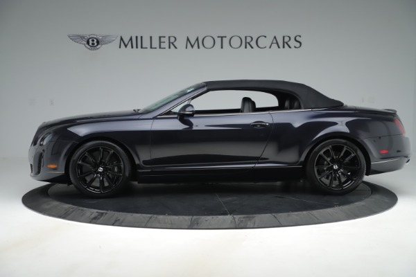 Used 2012 Bentley Continental GT Supersports for sale Sold at Maserati of Greenwich in Greenwich CT 06830 14