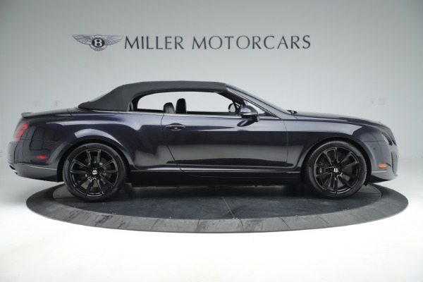 Used 2012 Bentley Continental GT Supersports for sale Sold at Maserati of Greenwich in Greenwich CT 06830 17