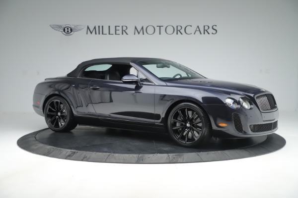 Used 2012 Bentley Continental GT Supersports for sale Sold at Maserati of Greenwich in Greenwich CT 06830 18