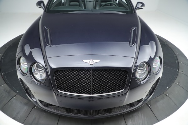 Used 2012 Bentley Continental GT Supersports for sale Sold at Maserati of Greenwich in Greenwich CT 06830 19