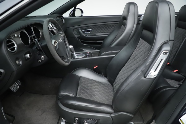 Used 2012 Bentley Continental GT Supersports for sale Sold at Maserati of Greenwich in Greenwich CT 06830 23