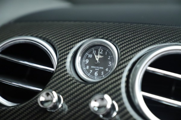 Used 2012 Bentley Continental GT Supersports for sale Sold at Maserati of Greenwich in Greenwich CT 06830 26