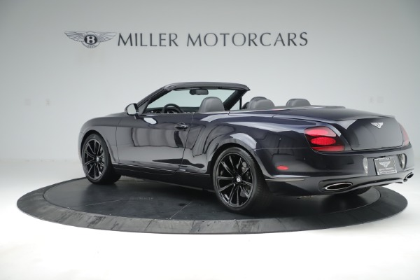 Used 2012 Bentley Continental GT Supersports for sale Sold at Maserati of Greenwich in Greenwich CT 06830 4