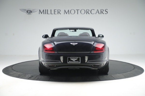 Used 2012 Bentley Continental GT Supersports for sale Sold at Maserati of Greenwich in Greenwich CT 06830 6