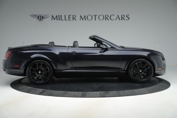 Used 2012 Bentley Continental GT Supersports for sale Sold at Maserati of Greenwich in Greenwich CT 06830 9