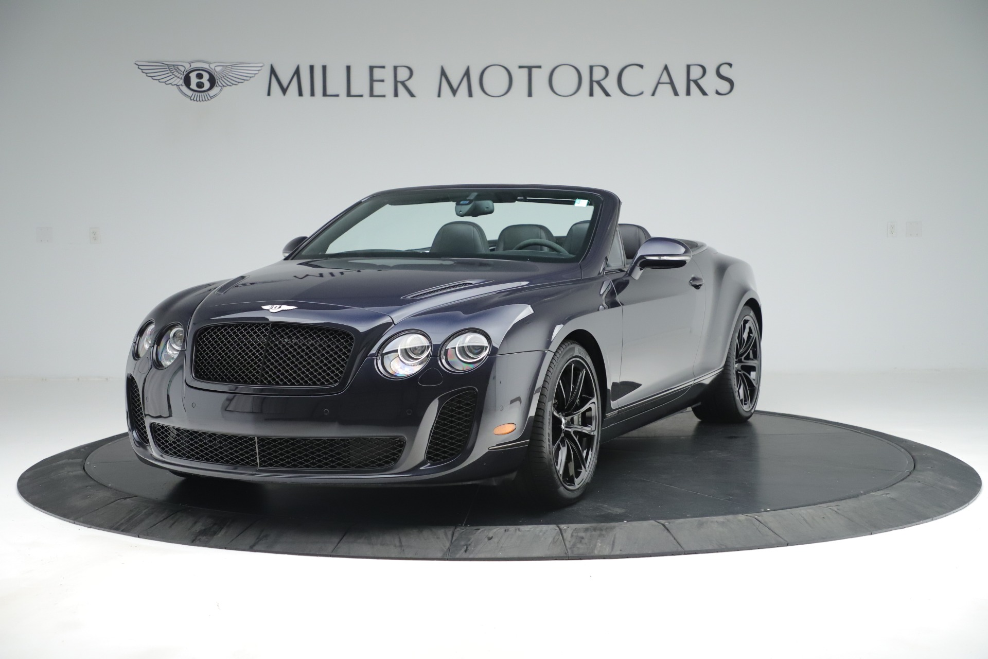 Used 2012 Bentley Continental GT Supersports for sale Sold at Maserati of Greenwich in Greenwich CT 06830 1