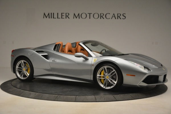 Used 2019 Ferrari 488 Spider for sale Sold at Maserati of Greenwich in Greenwich CT 06830 10