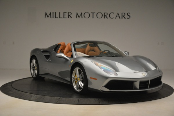 Used 2019 Ferrari 488 Spider for sale Sold at Maserati of Greenwich in Greenwich CT 06830 11