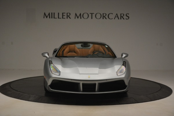 Used 2019 Ferrari 488 Spider for sale Sold at Maserati of Greenwich in Greenwich CT 06830 12