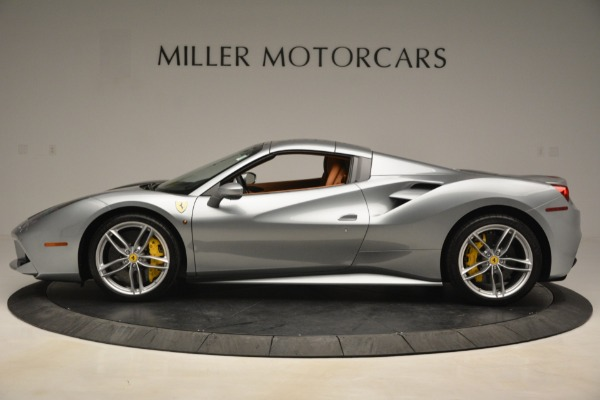 Used 2019 Ferrari 488 Spider for sale Sold at Maserati of Greenwich in Greenwich CT 06830 14