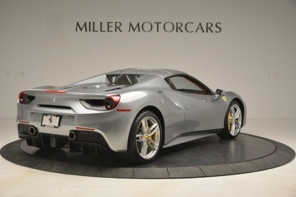 Used 2019 Ferrari 488 Spider for sale Sold at Maserati of Greenwich in Greenwich CT 06830 16