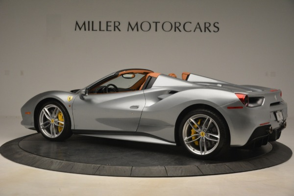 Used 2019 Ferrari 488 Spider for sale Sold at Maserati of Greenwich in Greenwich CT 06830 4