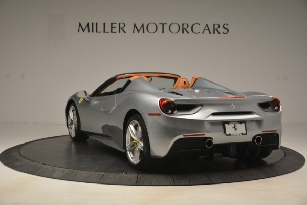 Used 2019 Ferrari 488 Spider for sale Sold at Maserati of Greenwich in Greenwich CT 06830 5