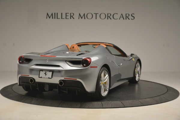 Used 2019 Ferrari 488 Spider for sale Sold at Maserati of Greenwich in Greenwich CT 06830 7