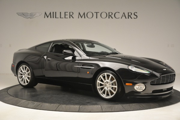 Used 2005 Aston Martin V12 Vanquish S Coupe for sale $95,900 at Maserati of Greenwich in Greenwich CT 06830 10