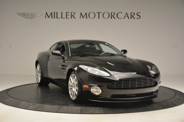 Used 2005 Aston Martin V12 Vanquish S Coupe for sale Sold at Maserati of Greenwich in Greenwich CT 06830 11