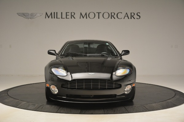 Used 2005 Aston Martin V12 Vanquish S Coupe for sale Sold at Maserati of Greenwich in Greenwich CT 06830 12