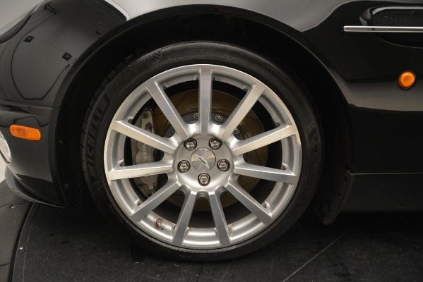 Used 2005 Aston Martin V12 Vanquish S Coupe for sale $95,900 at Maserati of Greenwich in Greenwich CT 06830 13