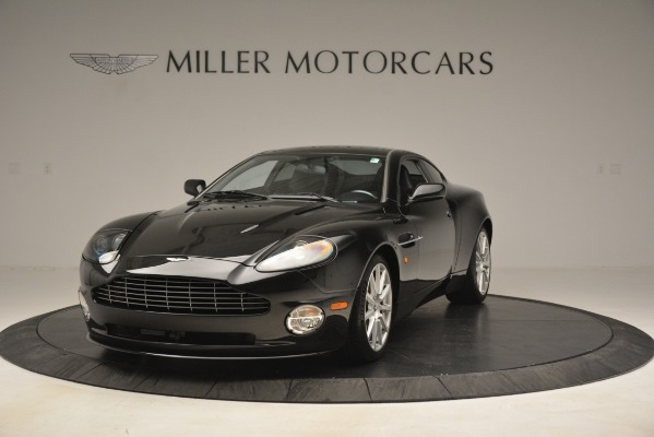 Used 2005 Aston Martin V12 Vanquish S Coupe for sale Sold at Maserati of Greenwich in Greenwich CT 06830 2