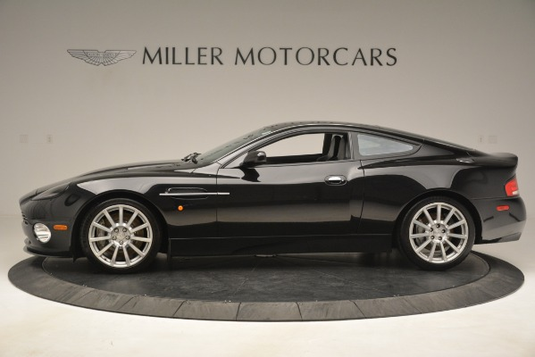 Used 2005 Aston Martin V12 Vanquish S Coupe for sale Sold at Maserati of Greenwich in Greenwich CT 06830 3
