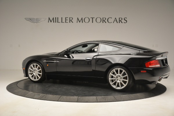 Used 2005 Aston Martin V12 Vanquish S Coupe for sale Sold at Maserati of Greenwich in Greenwich CT 06830 4