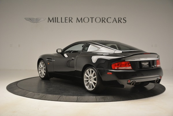 Used 2005 Aston Martin V12 Vanquish S Coupe for sale $95,900 at Maserati of Greenwich in Greenwich CT 06830 5