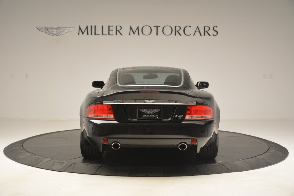 Used 2005 Aston Martin V12 Vanquish S Coupe for sale $95,900 at Maserati of Greenwich in Greenwich CT 06830 6