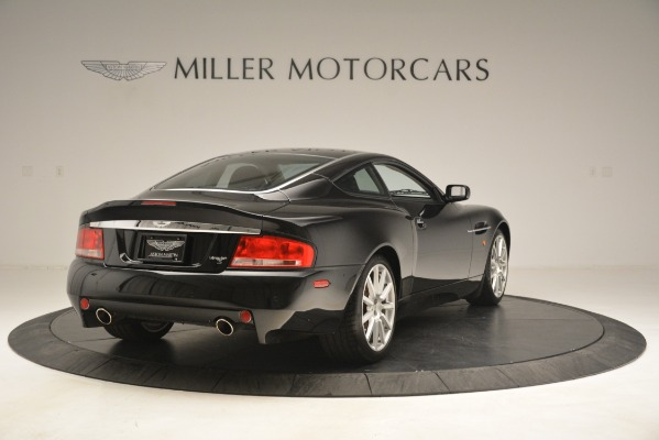 Used 2005 Aston Martin V12 Vanquish S Coupe for sale $95,900 at Maserati of Greenwich in Greenwich CT 06830 7