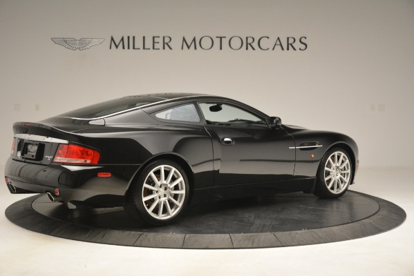 Used 2005 Aston Martin V12 Vanquish S Coupe for sale Sold at Maserati of Greenwich in Greenwich CT 06830 8
