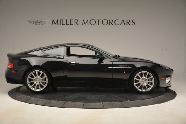 Used 2005 Aston Martin V12 Vanquish S Coupe for sale Sold at Maserati of Greenwich in Greenwich CT 06830 9