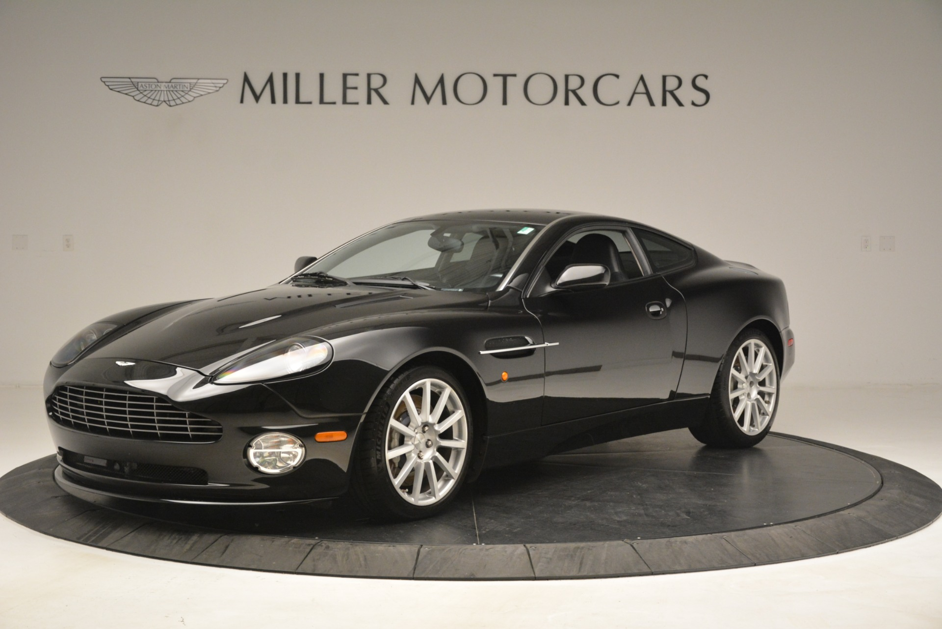 Used 2005 Aston Martin V12 Vanquish S Coupe for sale Sold at Maserati of Greenwich in Greenwich CT 06830 1