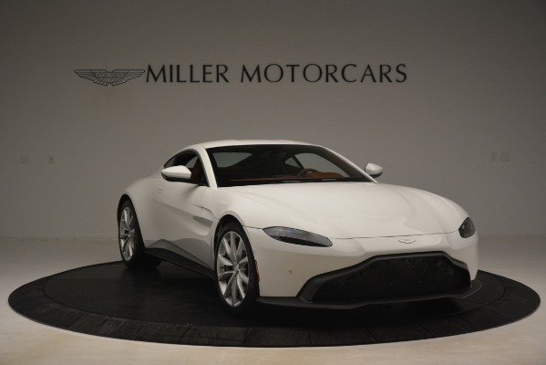 New 2019 Aston Martin Vantage Coupe for sale Sold at Maserati of Greenwich in Greenwich CT 06830 10