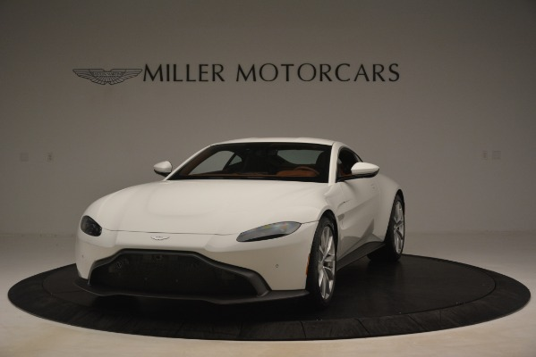 New 2019 Aston Martin Vantage Coupe for sale Sold at Maserati of Greenwich in Greenwich CT 06830 12