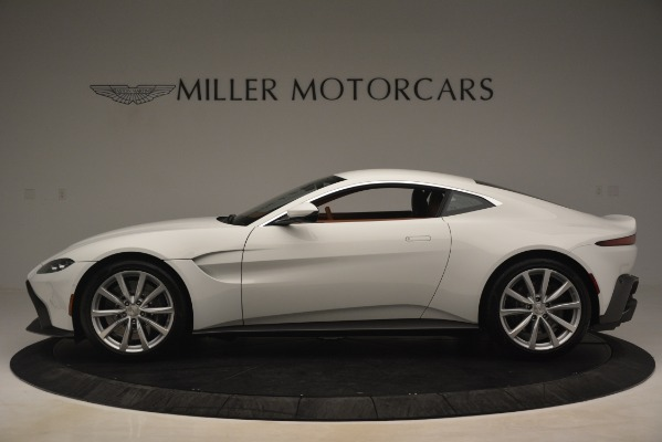 New 2019 Aston Martin Vantage Coupe for sale Sold at Maserati of Greenwich in Greenwich CT 06830 2