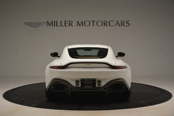 New 2019 Aston Martin Vantage Coupe for sale Sold at Maserati of Greenwich in Greenwich CT 06830 5