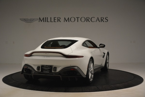 New 2019 Aston Martin Vantage Coupe for sale Sold at Maserati of Greenwich in Greenwich CT 06830 6
