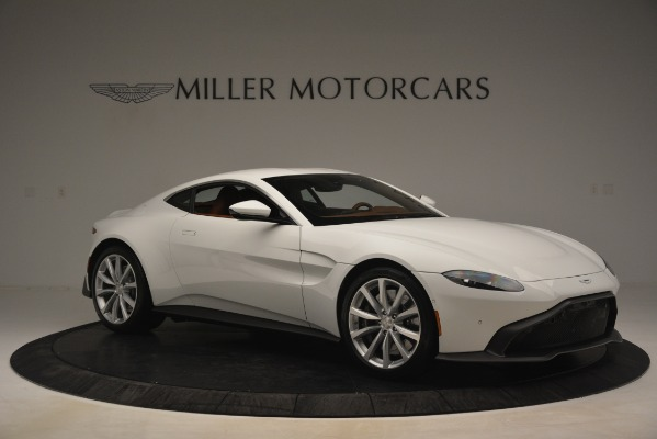 New 2019 Aston Martin Vantage Coupe for sale Sold at Maserati of Greenwich in Greenwich CT 06830 9
