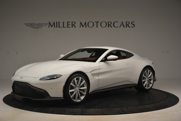 New 2019 Aston Martin Vantage Coupe for sale Sold at Maserati of Greenwich in Greenwich CT 06830 1