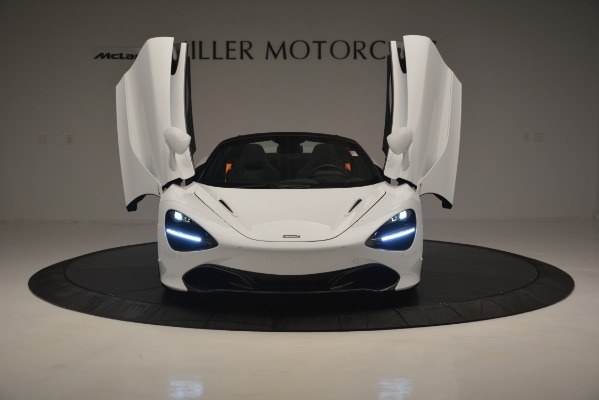 New 2020 McLaren 720S Spider Convertible for sale Sold at Maserati of Greenwich in Greenwich CT 06830 17