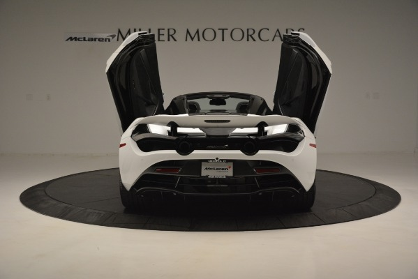New 2020 McLaren 720S Spider Convertible for sale Sold at Maserati of Greenwich in Greenwich CT 06830 20