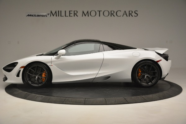 New 2020 McLaren 720S Spider Convertible for sale Sold at Maserati of Greenwich in Greenwich CT 06830 3