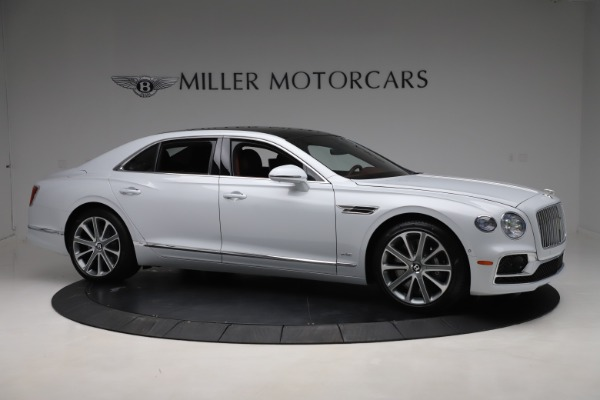 New 2021 Bentley Flying Spur W12 for sale Call for price at Maserati of Greenwich in Greenwich CT 06830 10