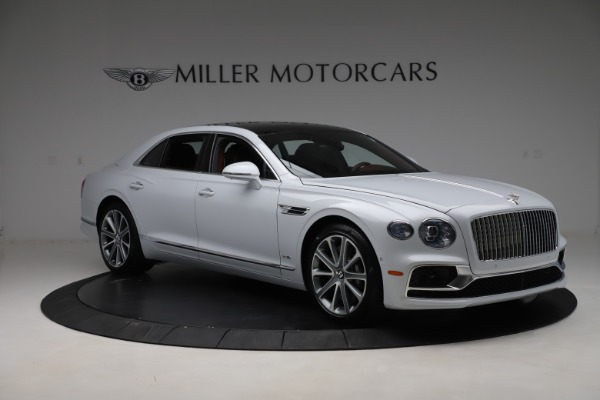 New 2021 Bentley Flying Spur W12 for sale Call for price at Maserati of Greenwich in Greenwich CT 06830 11