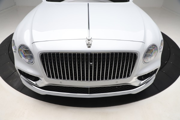 New 2021 Bentley Flying Spur W12 for sale Call for price at Maserati of Greenwich in Greenwich CT 06830 13